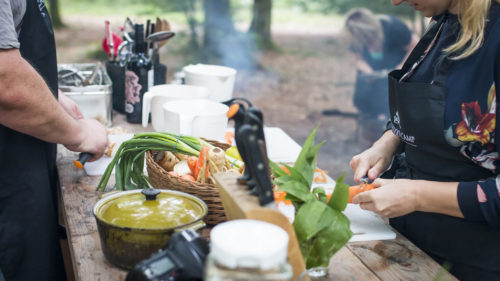 Pure Food Camp